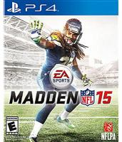 Madden NFL 15 [interactive multimedia (video game for PS4)]
