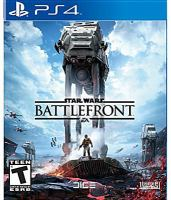 Star Wars battlefront [interactive multimedia (video game for PS4)]