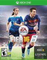 FIFA 16 [interactive multimedia (video game for Xbox One)].