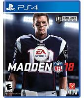 Madden NFL. 18 [electronic resource (video game for PS4)].