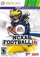 NCAA football 14 [interactive multimedia (video game for Xbox 360)]