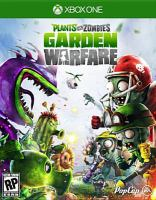 Plants vs. zombies. Garden warfare [interactive multimedia (video game for Xbox One)].