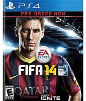 FIFA14 [interactive multimedia (video game for PS4)].