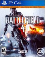 Battlefield 4 [interactive multimedia (video game for PS4)].