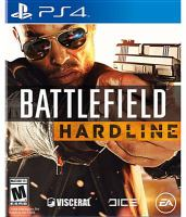 Battlefield. Hardline [interactive multimedia (video game for PS4)].