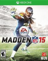 Madden NFL 15 [interactive multimedia (video game for Xbox One)]