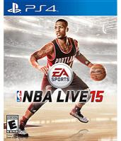 NBA live 15 [interactive multimedia (video game for PS4)]