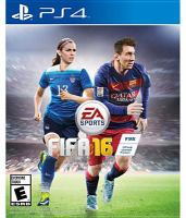 FIFA 16 [interactive multimedia (video game for PS4)].
