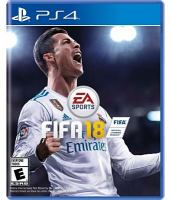 FIFA 18 [electronic resource (video game for PS4)]