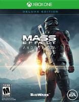 Mass effect [electronic resource (video game for Xbox One)] : Andromeda