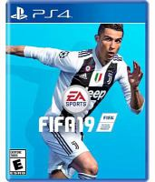 FIFA 19 [electronic resource (video game for PS4)]