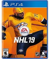 NHL 19 [electronic resource (video game for PS4)].
