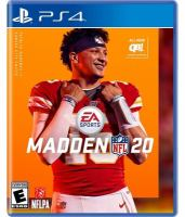 Madden NFL 20 [electronic resource (video game for PS4)]