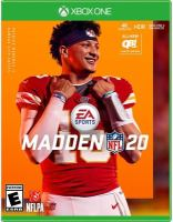 Madden NFL 20 [electronic resource (video game for Xbox One)]
