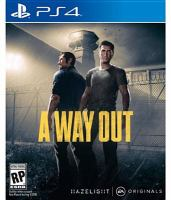 A way out [electronic resource (video game for PS4)]