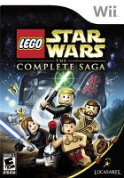 Lego Star wars: the complete saga [interactive multimedia (video game for Wii)].
