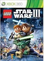 Lego Star Wars III [interactive multimedia (video game for Xbox 360)] : the Clone Wars.