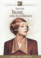 The prime of Miss Jean Brodie [videorecording (DVD)]
