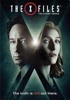 The X-files [videorecording DVD]  : the event series