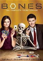 Bones. Season three [videorecording (DVD)].