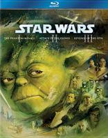 Star wars I, II, III [videorecording (Blu-ray)]