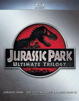 Jurassic Park ultimate trilogy [videorecording (Blu-ray)]