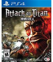 Attack on Titan [electronic resource (video game for PS4)]