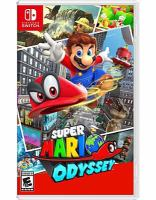 Super Mario odyssey [electronic resource (video game for Nintendo Switch)].