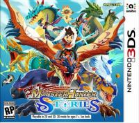 Monster hunter stories [electronic resource (video game for Nintendo 3DS)].