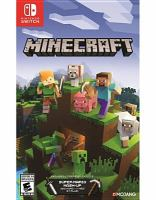 Minecraft [electronic resource v(ideo game for Nintendo Switch)].