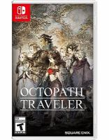 Octopath traveler [electronic resource (video game for Nintendo Switch)].