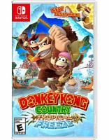 Donkey Kong country [electronic resource (video game for Nintendo Switch)] : tropical freeze.