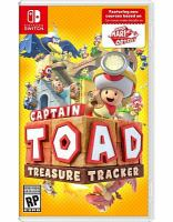 Captain Toad: treasure tracker [electronic resource (video game for Nintendo Switch)].