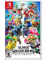 Super Smash Bros. Ultimate [electronic resource (video game for Nintendo Switch)].