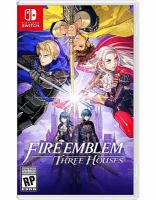 Fire emblem [electronic resource (video game for Nintendo Switch)] : three houses.