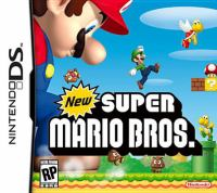 New Super Mario Bros. [interactive multimedia (video game for Nintendo DS)].