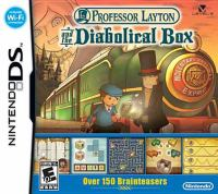 Professor Layton and the diabolical box [interactive multimedia (video game for Nintendo DS)].