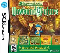 Professor Layton and the unwound future [interactive multimedia (video game for Nintendo DS)].