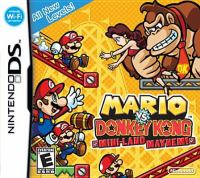Mario vs. Donkey Kong. Mini-land mayhem [interactive multimedia (video game for Nintendo DS)].