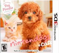 Nintendogs + cats. Toy poodle & new friends [interactive multimedia (video game for Nintendo 3DS)].