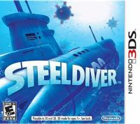 Steeldiver [interactive multimedia (video game for Nintendo 3DS)].