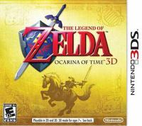 The legend of Zelda. Ocarina of time 3D [interactive multimedia (video game for Nintendo 3DS)].