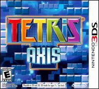 Tetris axis [interactive multimedia (video game for Nintendo 3DS)].
