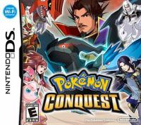 Pokémon conquest [interactive multimedia (video game for Nintendo DS)].
