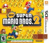 New super Mario Bros. 2 [interactive multimedia (video game for Nintendo 3DS)].