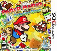 Paper Mario: sticker star [interactive multimedia (video game for Nintendo 3DS)].