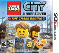 Lego city undercover. The chase begins [interactive multimedia (video game for Nintendo 3DS)].