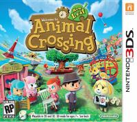 Animal crossing [interactive multimedia (video game for Nintendo 3DS)] : new leaf.