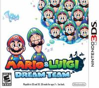 Mario & Luigi [interactive multimedia (video game for Nintendo 3DS)] : dream team.