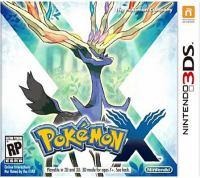 Pokémon X [interactive multimedia (video game for Nintendo 3DS)].